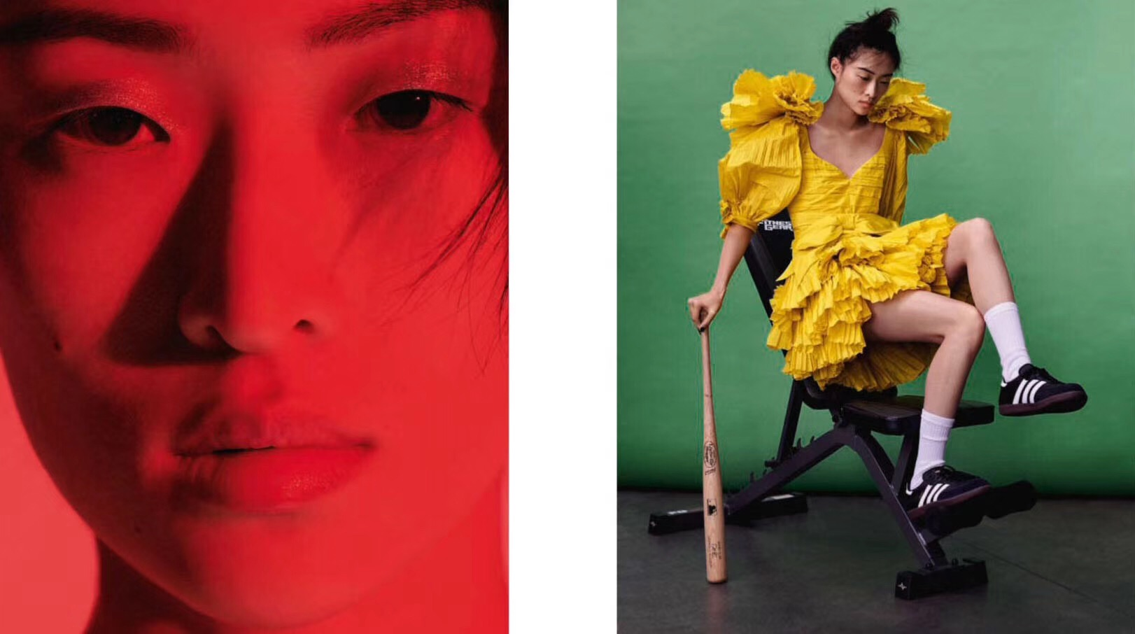 CHU WONG 《VOGUE》Germany February 2019